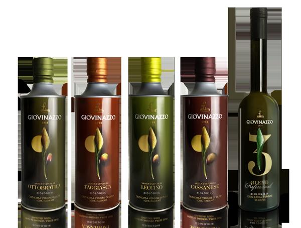 prodotti Olio Giovinazzo